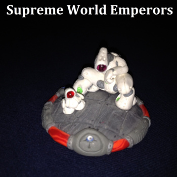 Supreme world emperors cover