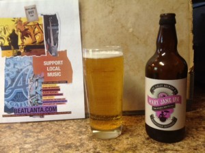 {beer} Mary Jane IPA - the ilkley brewery (Yorkshire, England)