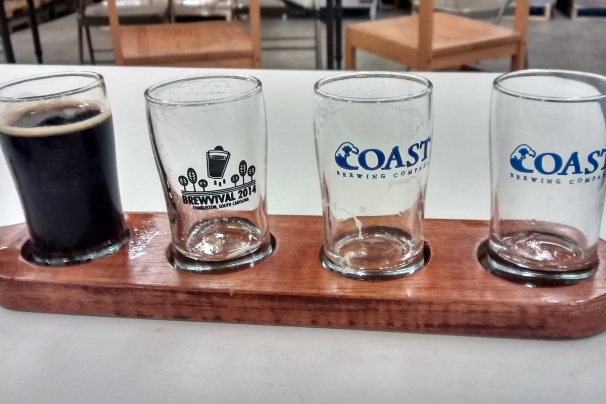 UPDATED: Brewery Highlight: Coast Brewing Company (Charelston, SC)