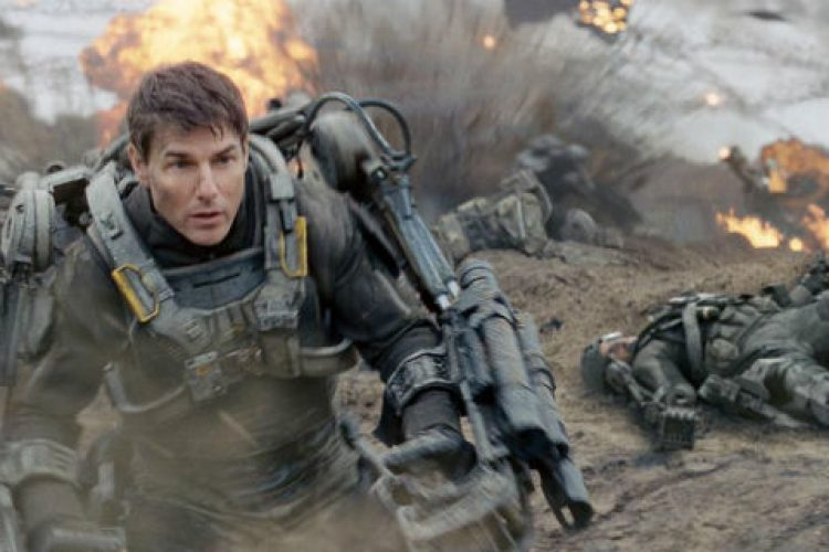 FILM REVIEW: The Edge of Tomorrow