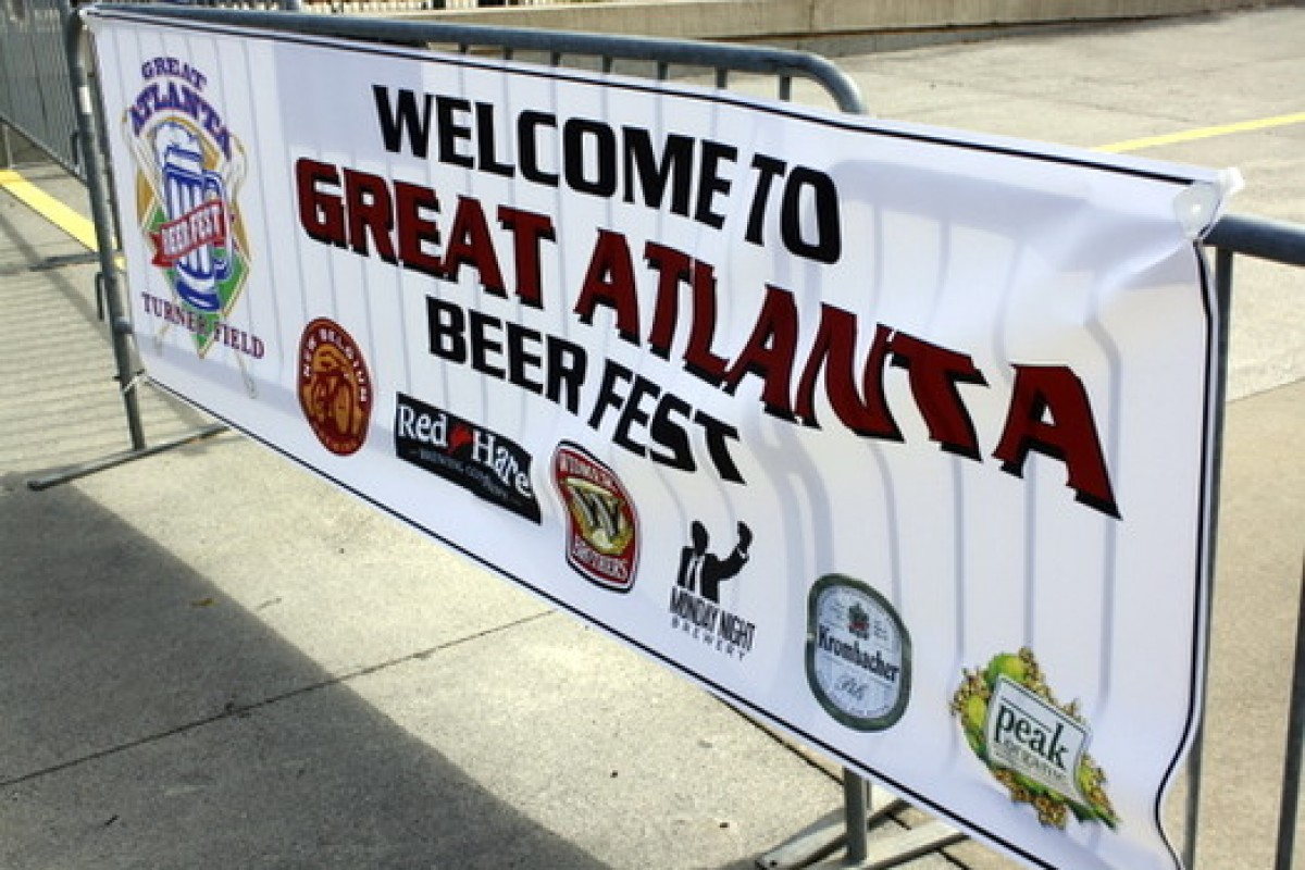 BEER FESTIVAL: Save the date for the Great Atlanta Beer Fest – Sept 6th, 2014 at Turner Field