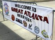 great atlanta beer fest promo
