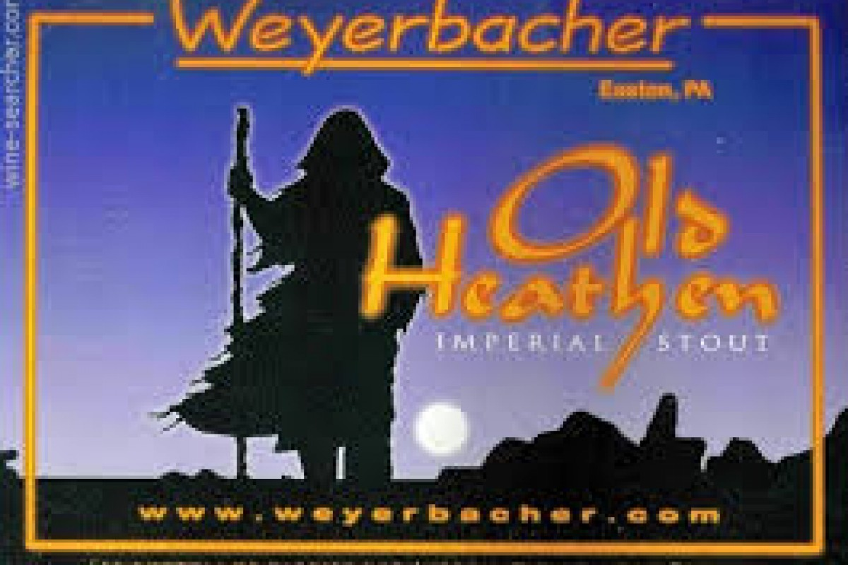 #beerAtlanta :: BEER REVIEW: Weyerbacher Old Heathen Imperial Stout