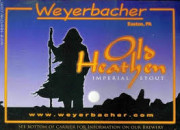 [beer] weyerbacher old heathen box