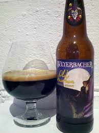 [beer] weyerbacher old heathen