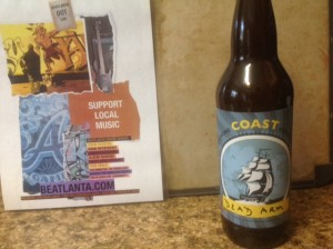 [beer] Coast Brewing Company - Dead Arm Pale Ale