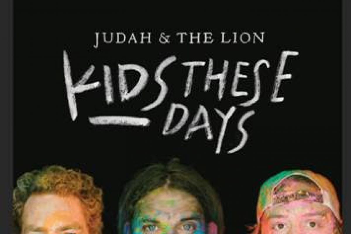 Judah & the Lion Releases First single and Video – 'Rich Kids' –