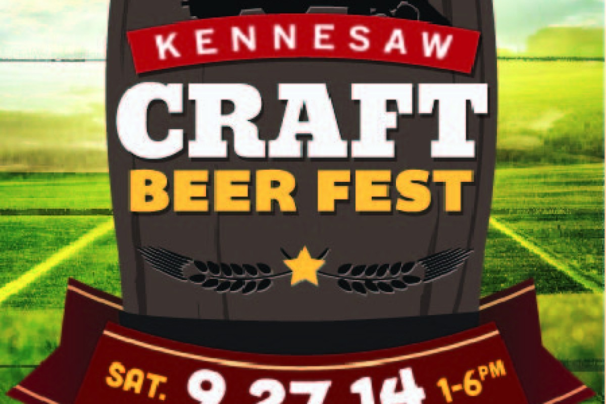 BEER FESTIVAL :: The Kennesaw Beer Festival – 9.27.14 – SAVE the date