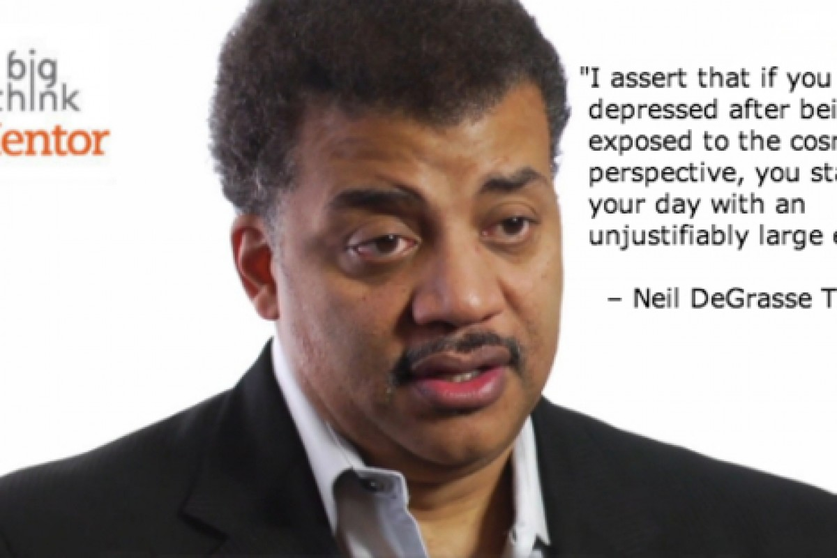 "OTHER STUFF :: Neil deGrasse Tyson – ""The Perimeter of Ignorance"""