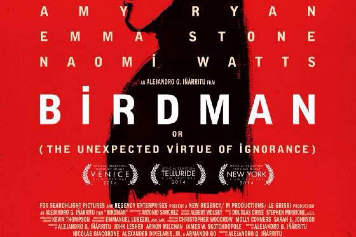FILM REVIEW :: Birdman