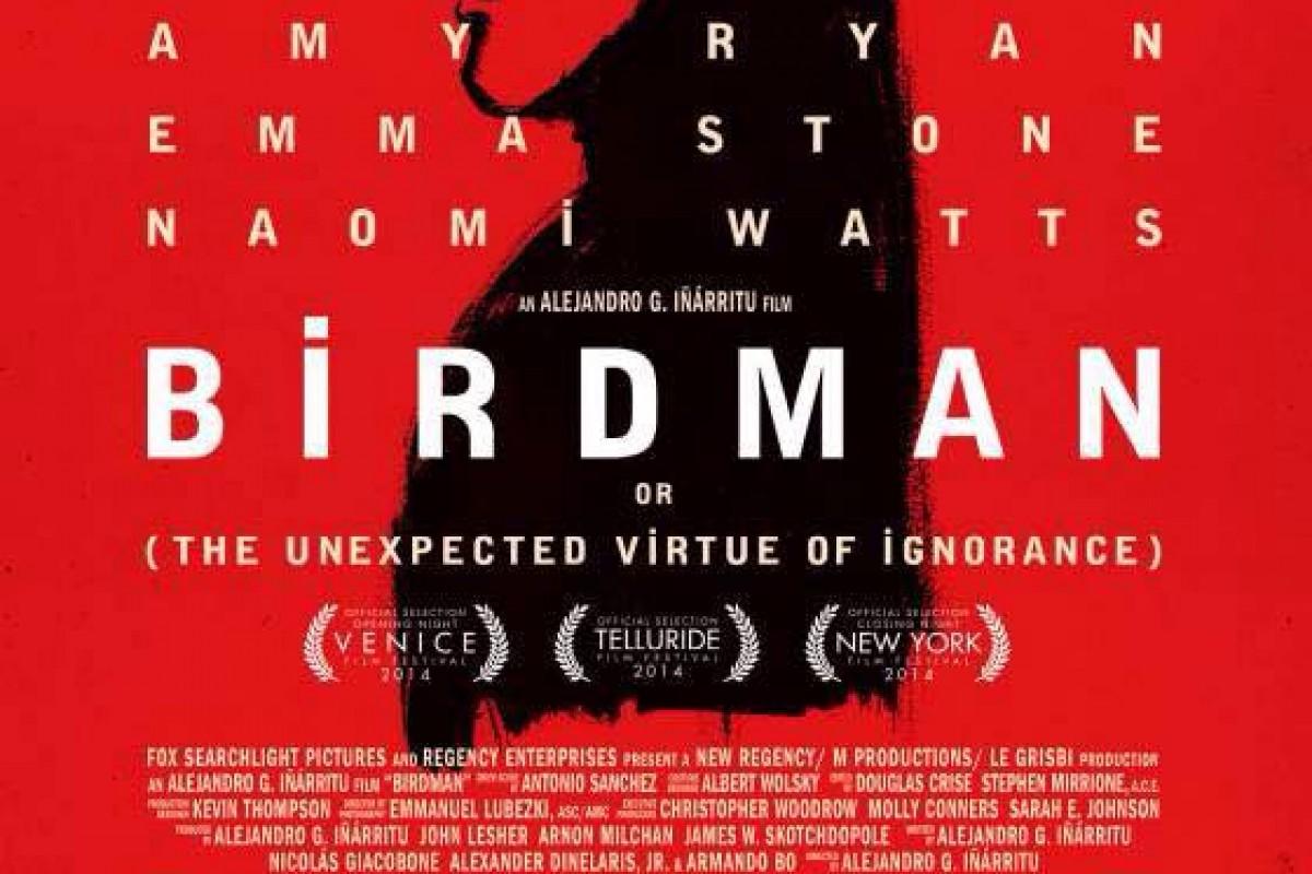FILM REVIEW :: Birdman