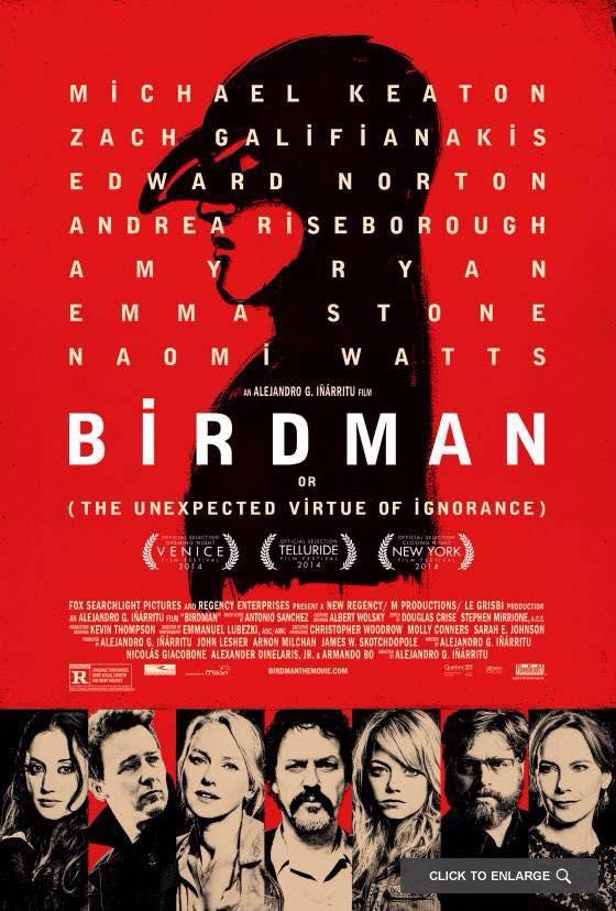 birdman movie pic