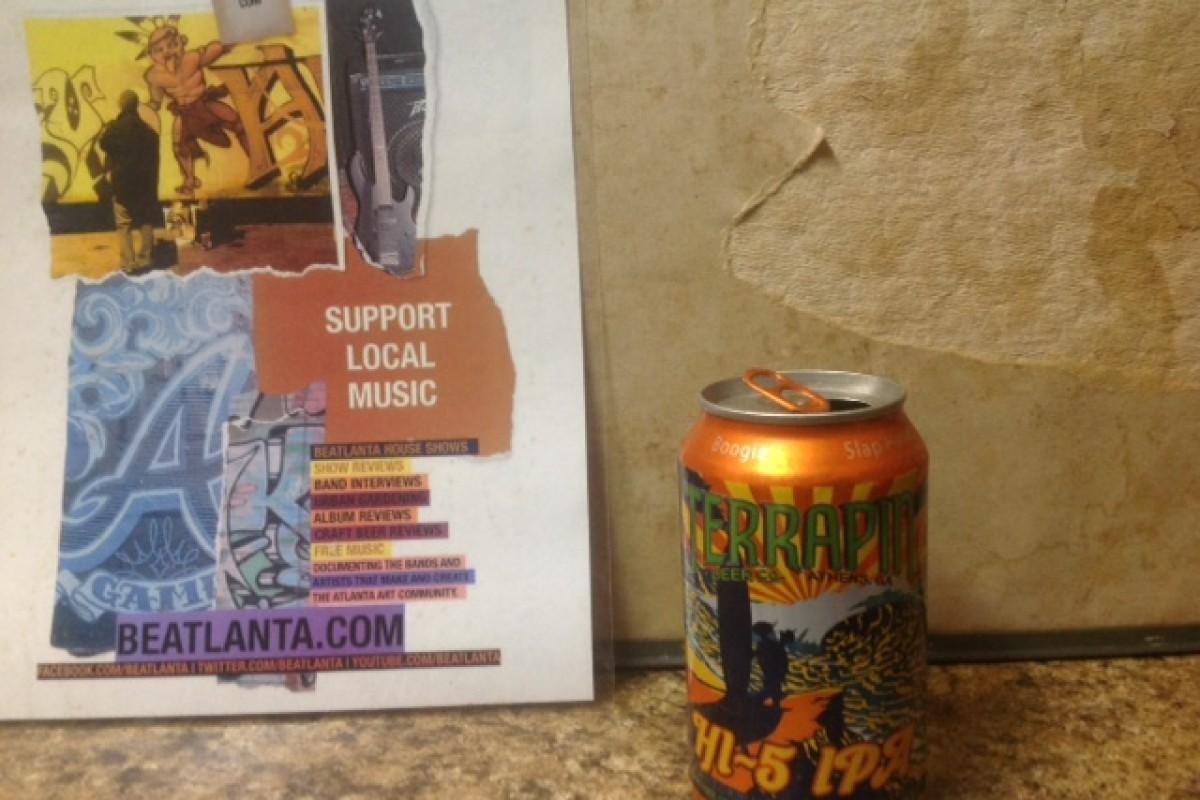 #beerAtlanta :: BEER REVIEW: Terrapin HI-5 IPA (Athens, GA)  #beerAtlanta