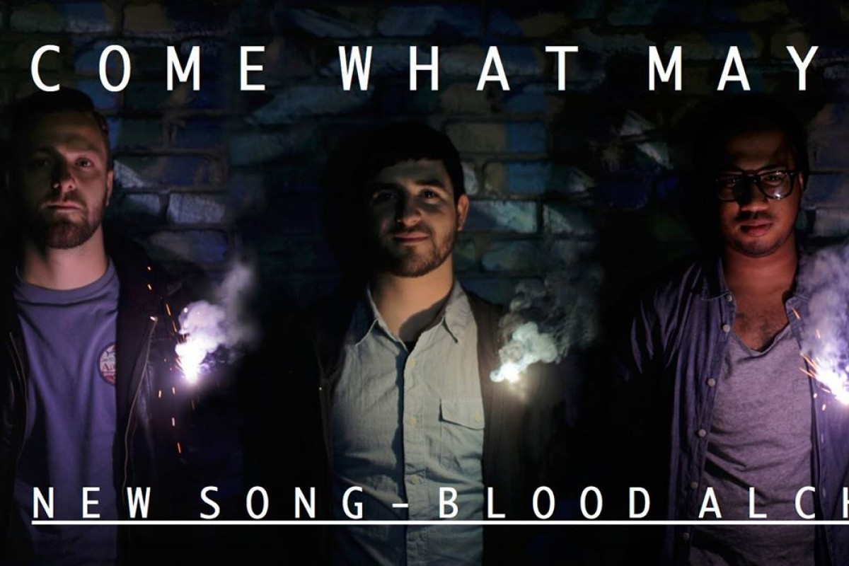 FREE DOWNLOAD :: from Athens, GA band 'Come What May'