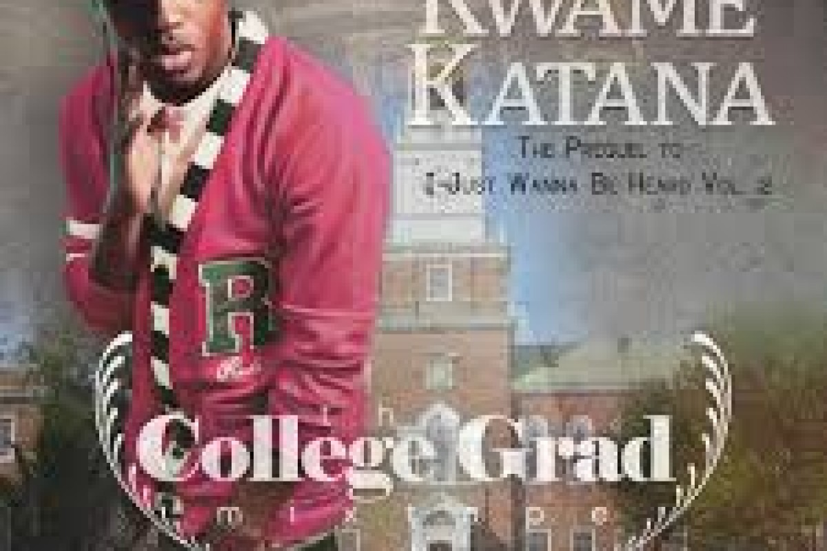 "FREE DOWNLOAD :: Kwame Katana – ""I Just Wanna Be Heard Vol. 2"" Mixtape"