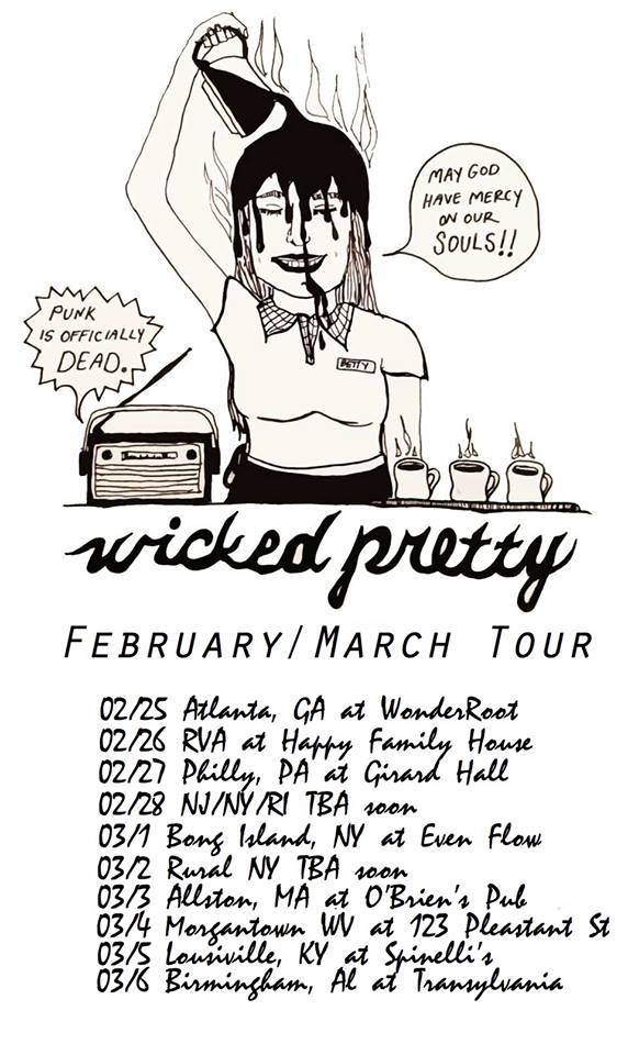 wicket pretty tour 2015