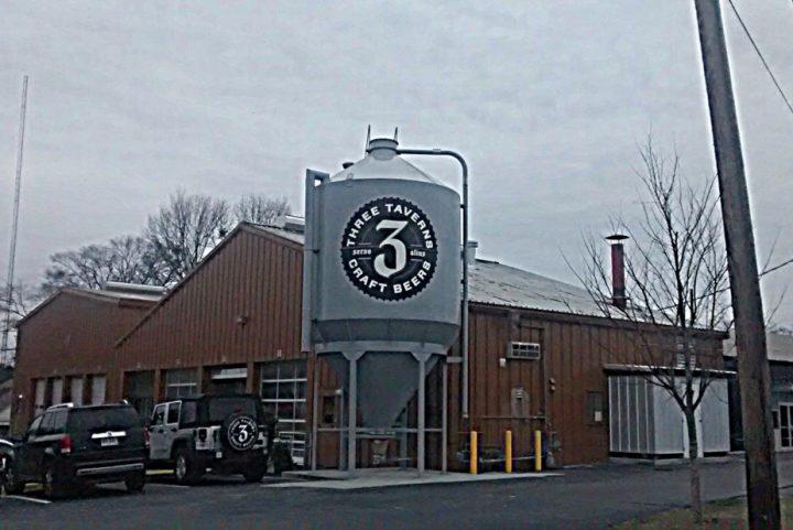 #beerAtlanta :: Brewery Tour: Three Taverns Brewery (Decatur, GA)