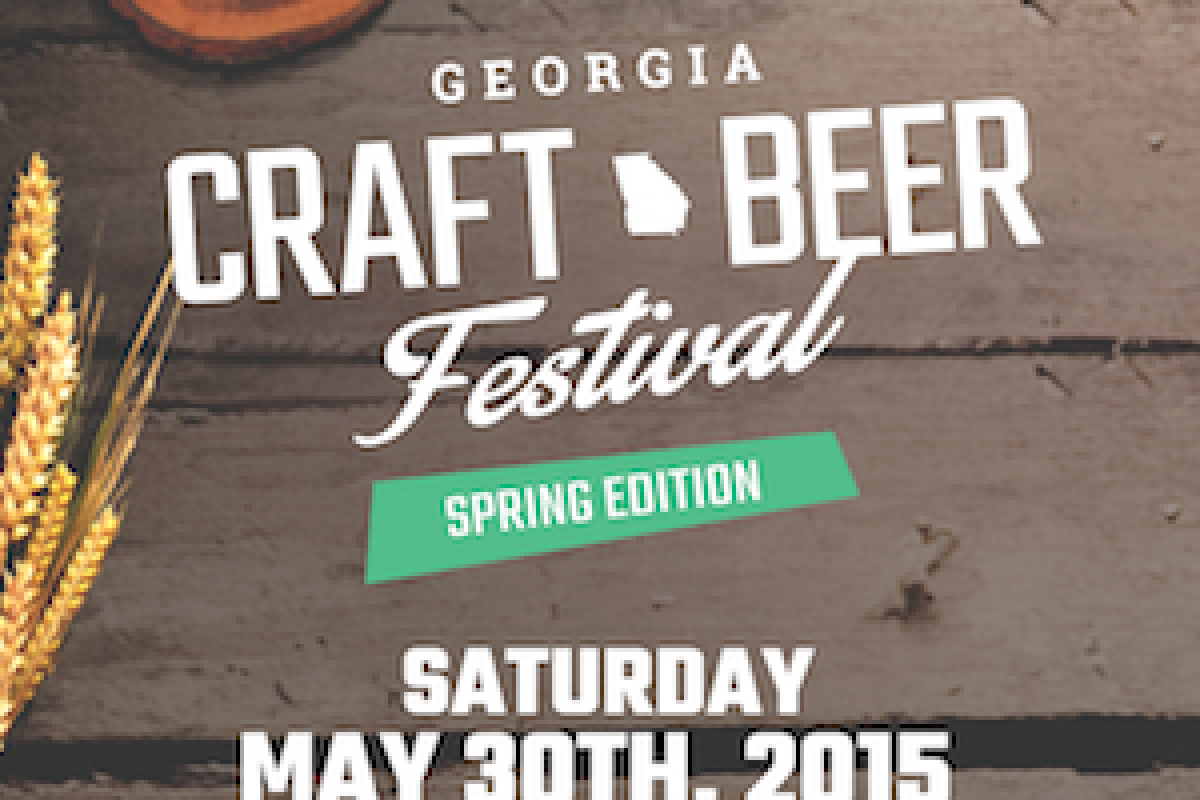 #beerAtlanta :: BEER FESTIVAL :: The Georgia Craft Beer Festival (Spring edition)  – SAT 5/30/15