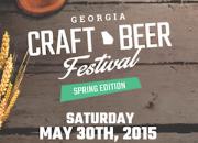 [beer] GA craft beer fest spring 2015