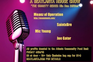 LIVE VIDEO :: Mic Young at the Beatlanta House on Friday 4/24/15