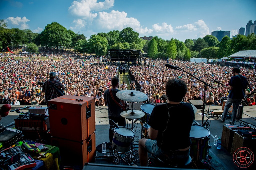 Dr Dog Shaky Knees 2015 1