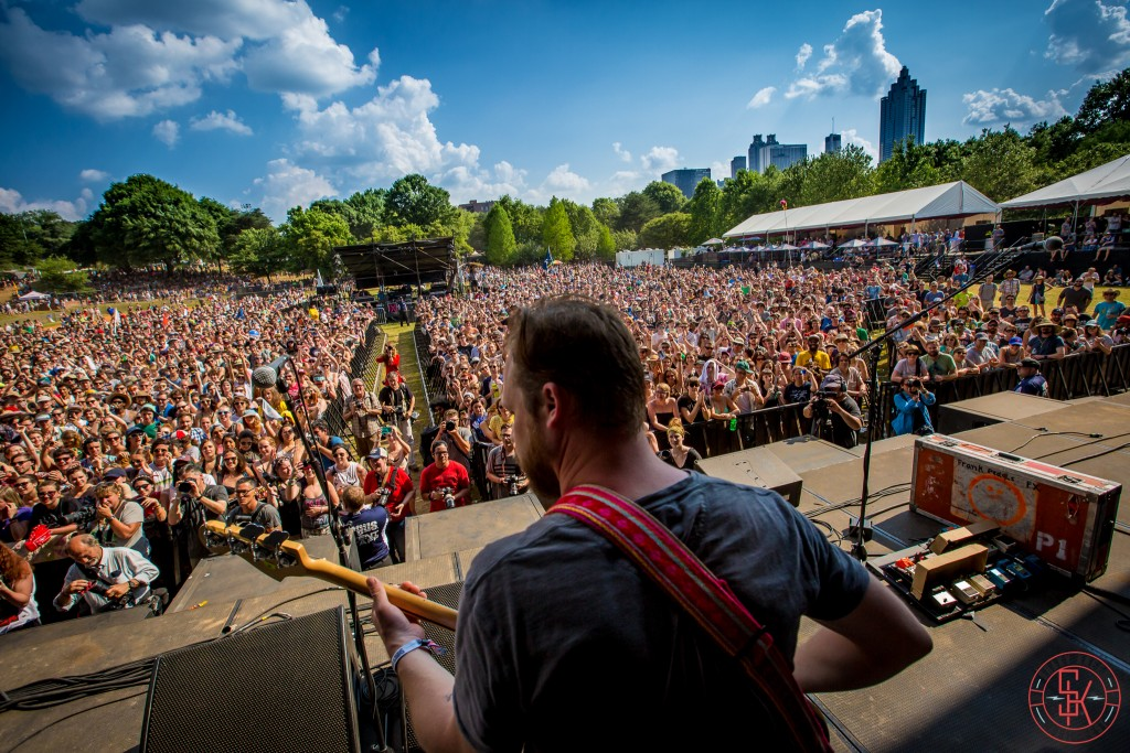 Dr Dog Shaky Knees 2015 5