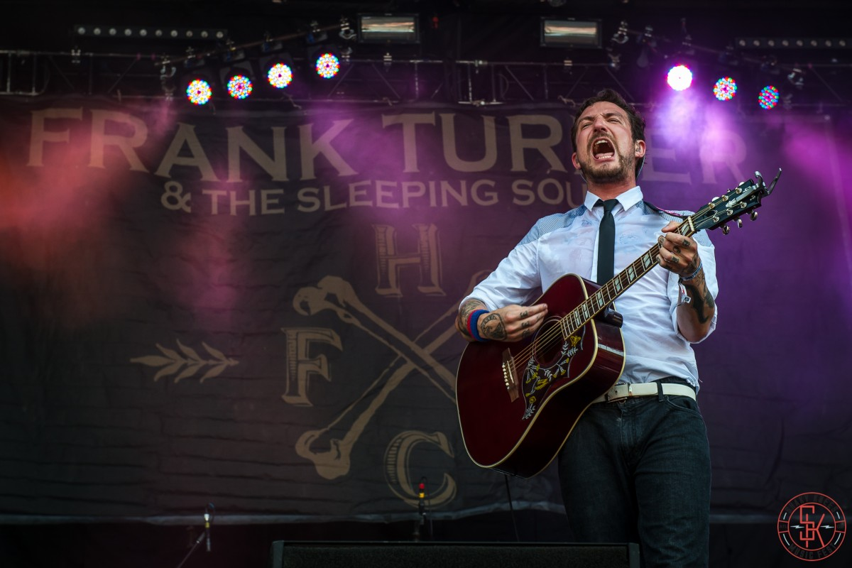 SHAKY KNEES 2015 :: Frank Turner & the Sleeping Souls + Dr. Dog :: Photos + live videos