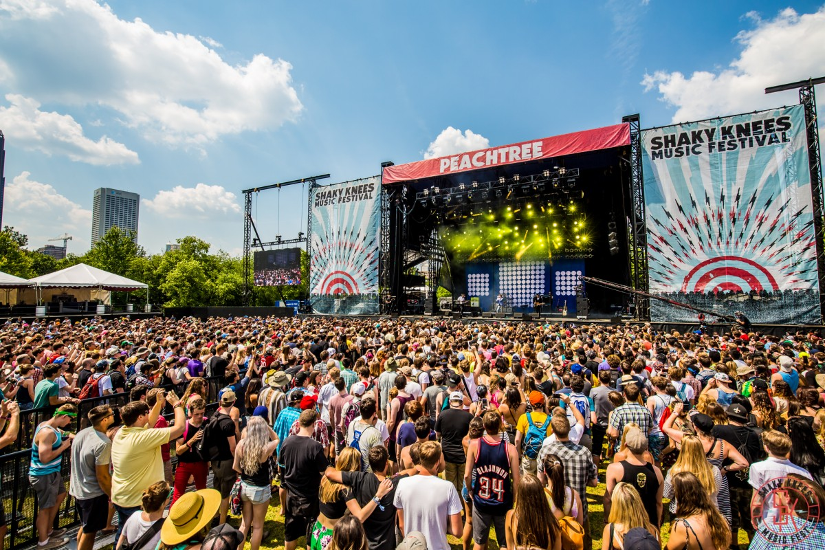 SHAKY KNEES FESTIVAL :: FESTIVAL KICKOFF, Jukebox the Ghost, The Kooks, Mac Demarco