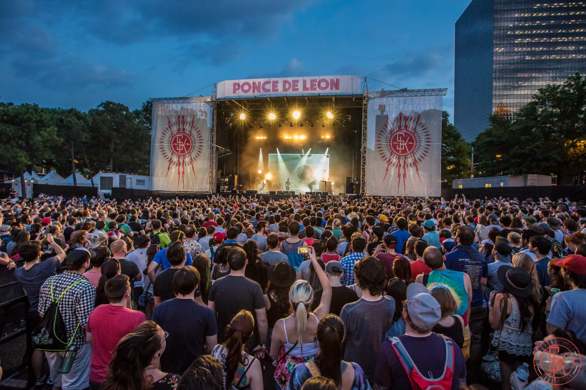 SHAKY KNEES 2015 :: Brand New, The Strokes and the Kaiser Chiefs…pics, videos and more