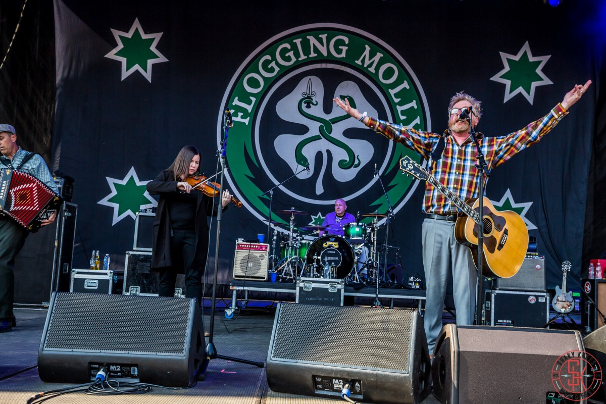 SHAKY KNEES 2015 :: Flogging Molly and Milky Chance – photos + videos