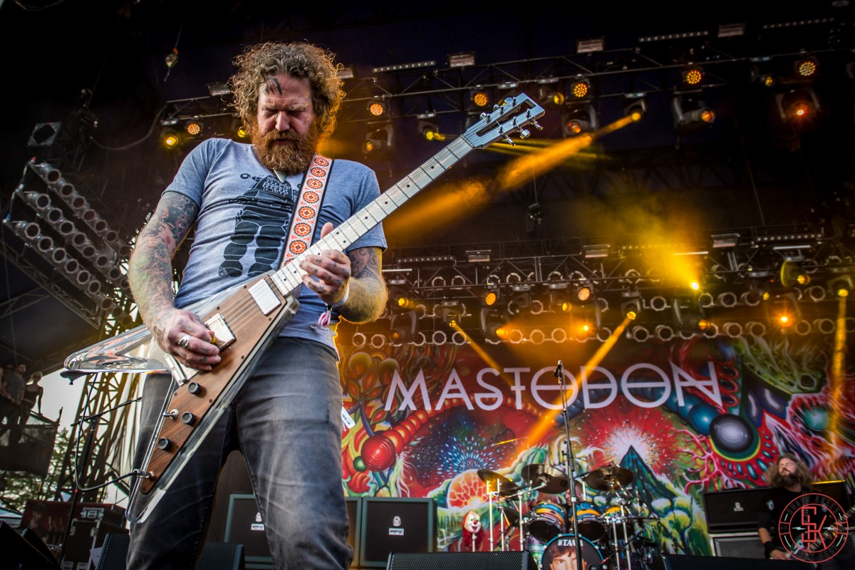 PHOTOS :: Mastodon at Shaky Knees 2015