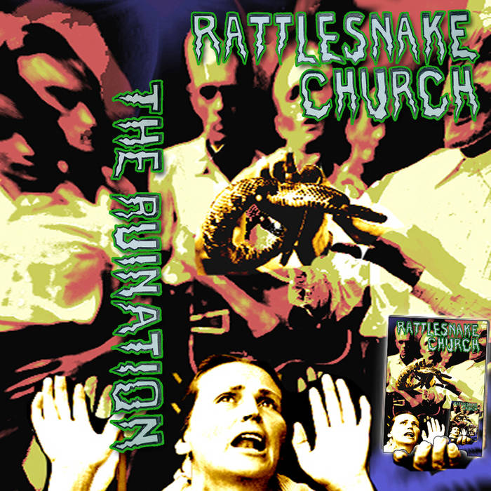 "The Ruination ""Rattlesnake Church"" cover"