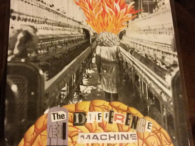 The difference machine 2