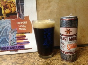 [beer] Beast Mode Porter - Six Points Brewery