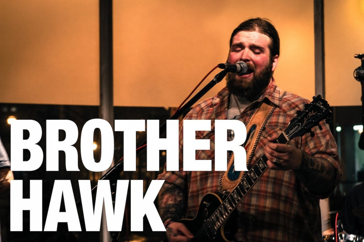 INTERVIEW + Show Review :: Brother Hawk at Park Tavern 7/26/15 + videos from IndieATL sessions