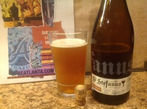 [beer] St Stefanus Blonde