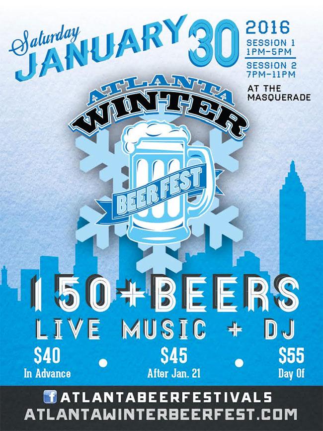 winter beer fest 2016