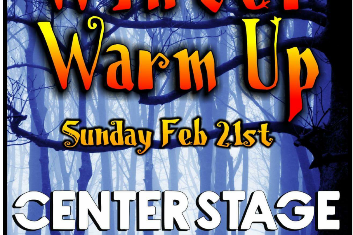NEW LOCAL FESTIVAL :: Winter Warm Up presented by Grow the Scene at Vinyl this Sunday 2/21