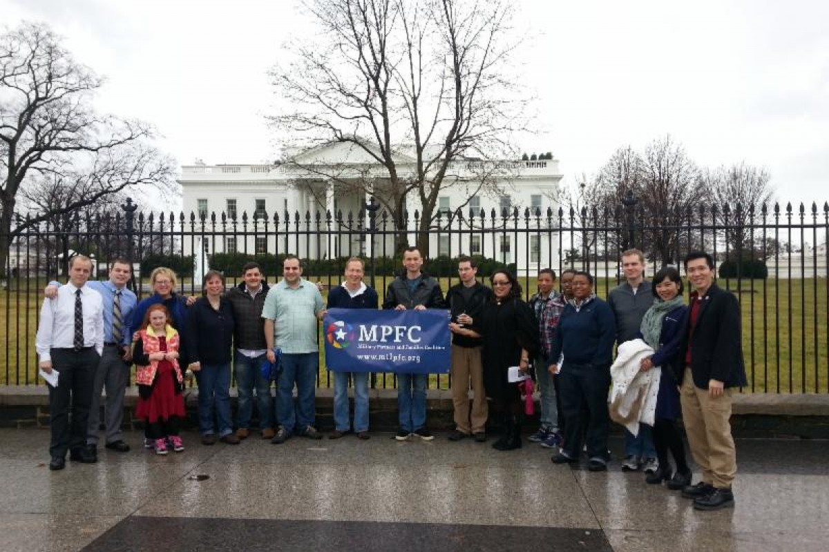 TAKE ACTION :: CHARITY :: MPFC – Providing Resources & Advocacy for LGBT Military Members & Families