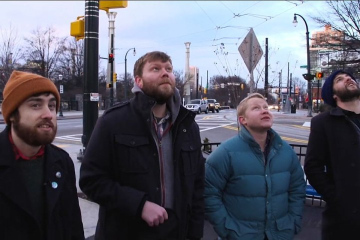 INTERVIEW + VIDEO PREMIER :: A talk with Atlanta band Pony League