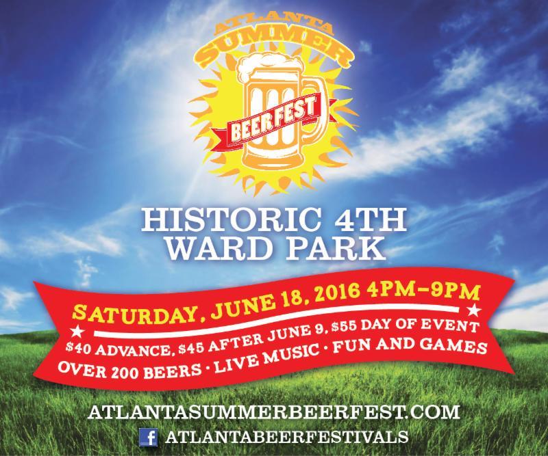 Summer Beer festival 2016