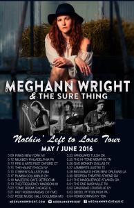 meghann wright tour