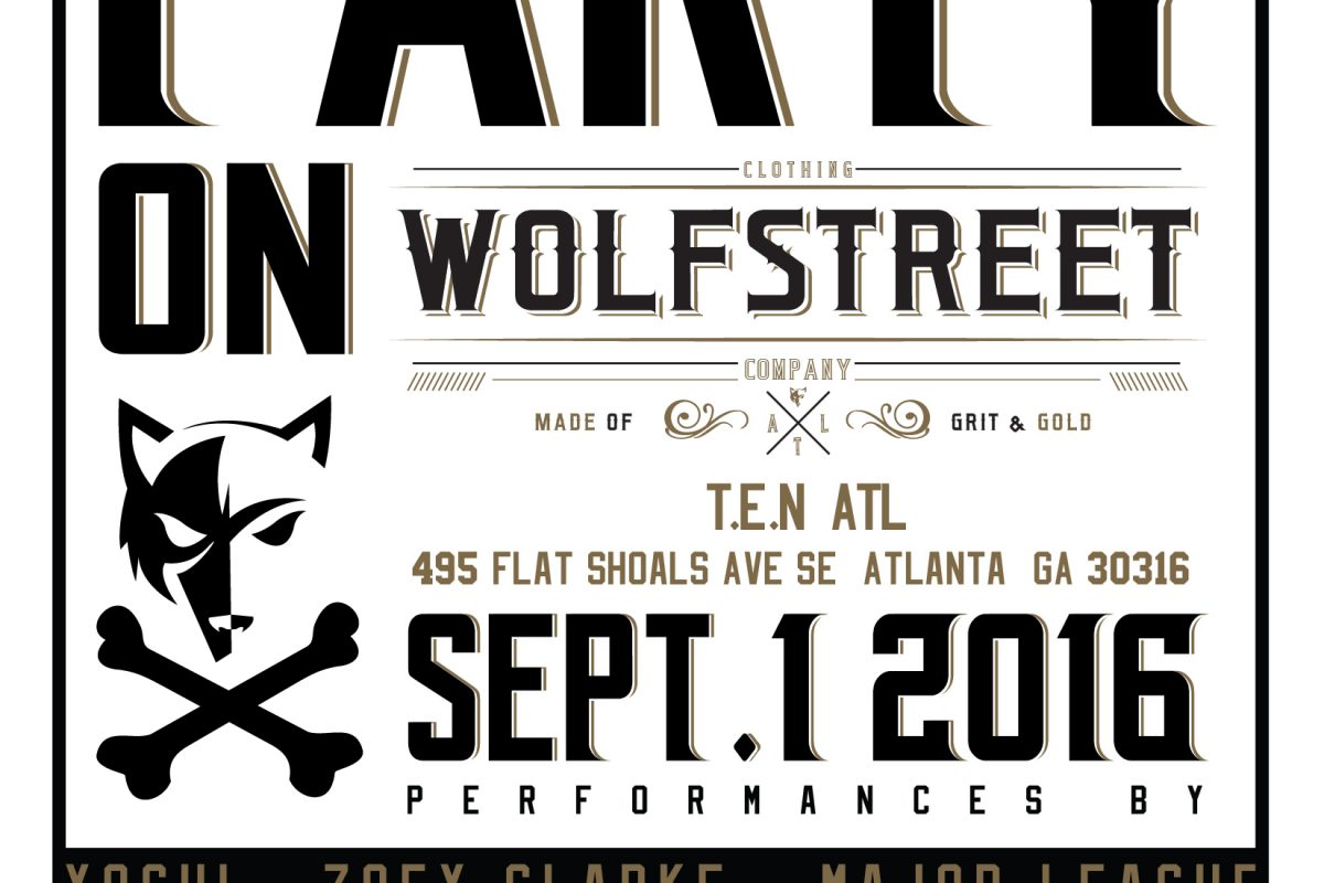 "<span class=""hot"">Hot <i class=""fa fa-bolt""></i></span> FEATURED SHOW :: THURSDAY 9/1/16 :: PARTY ON WOLFSTREET at TEN ATL in EAV :: Featuring Yoshi, Zoey Clark + more"