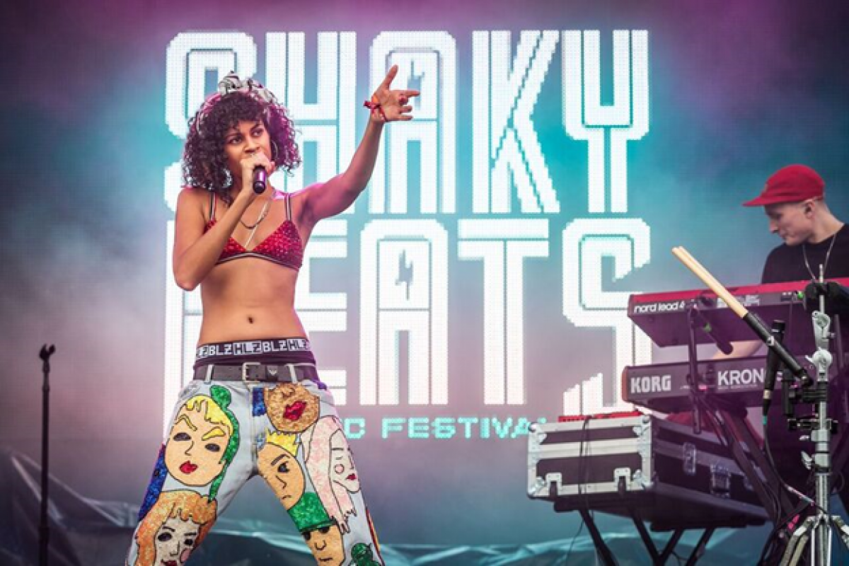 Festival Review: 1st annual Shaky Beats (May 2016) :: Day 1