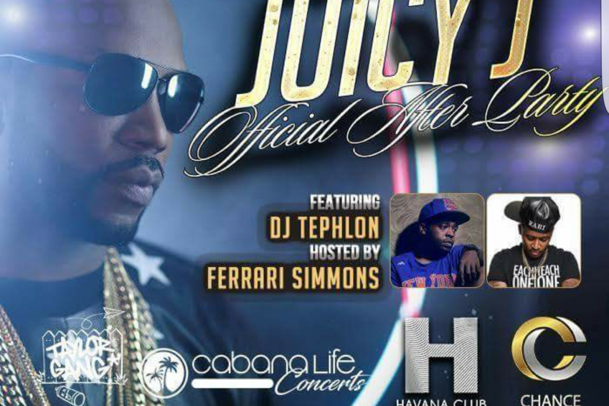 "<span class=""hot"">Hot <i class=""fa fa-bolt""></i></span> THIS THUR 2/23 – OFFICIAL JUICY J AFTER PARTY W/ DJ TEPHLON – HOSTED BY FERRARI SIMMONS"