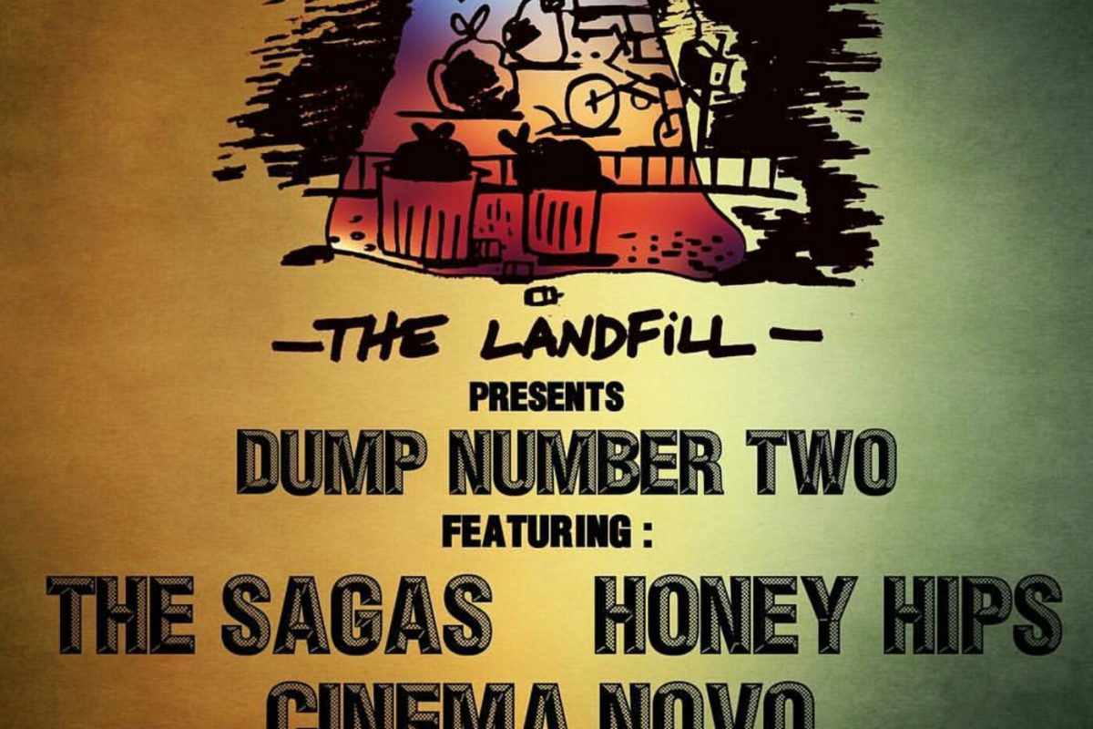 "<span class=""hot"">Hot <i class=""fa fa-bolt""></i></span> HOUSE SHOW THIS SAT 2/25/17 :: Cinema Novo + Honey Hips + The Sagas – PROMO VIDEO and INFO"
