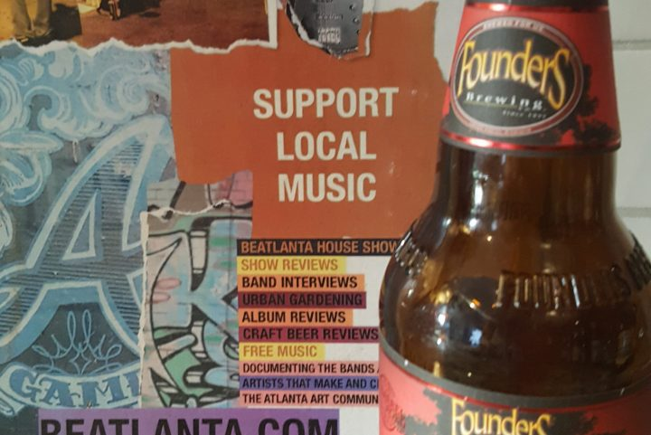 #beerAtlanta :: Beer Review – Discover Beer here: Founders Frootwood – A cherry ale aged in Bourbon/Maple syrup barrels