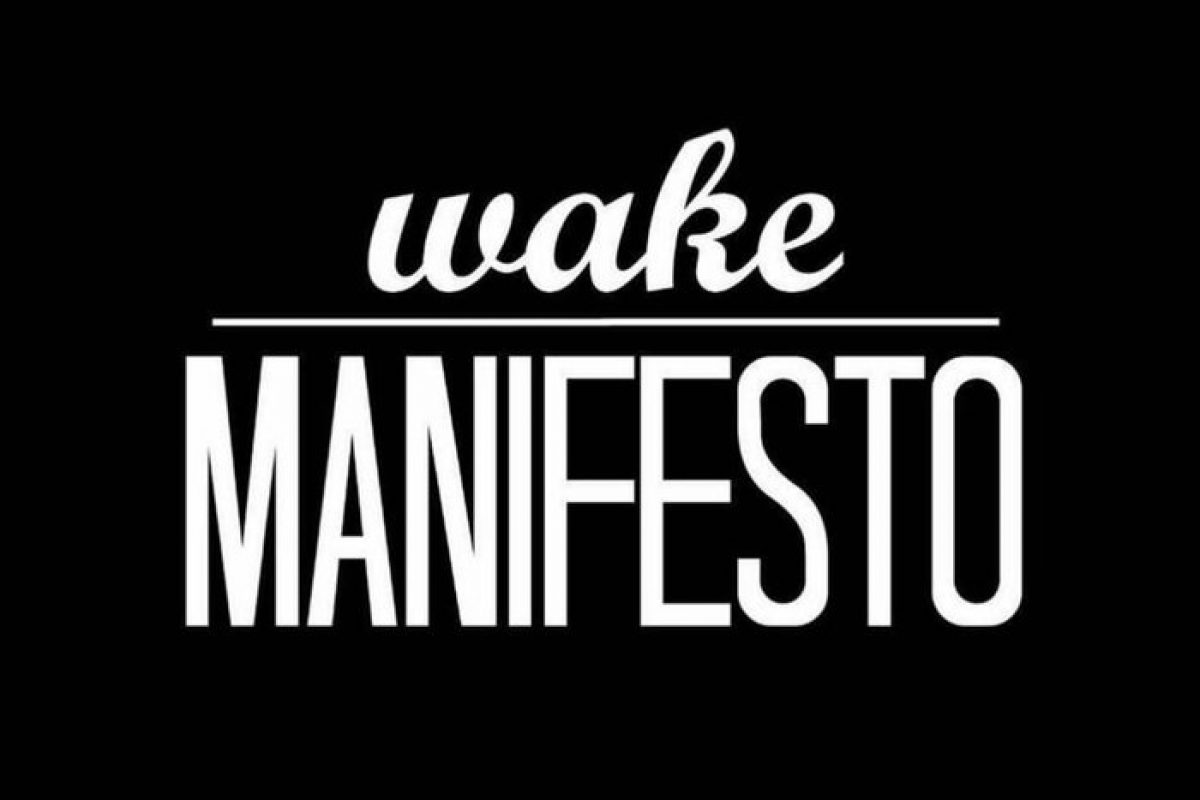 "STREAM AND BUY :: new album ""Manifesto"" from Atlanta's WAKE – album release show TONIGHT 4/19/17"