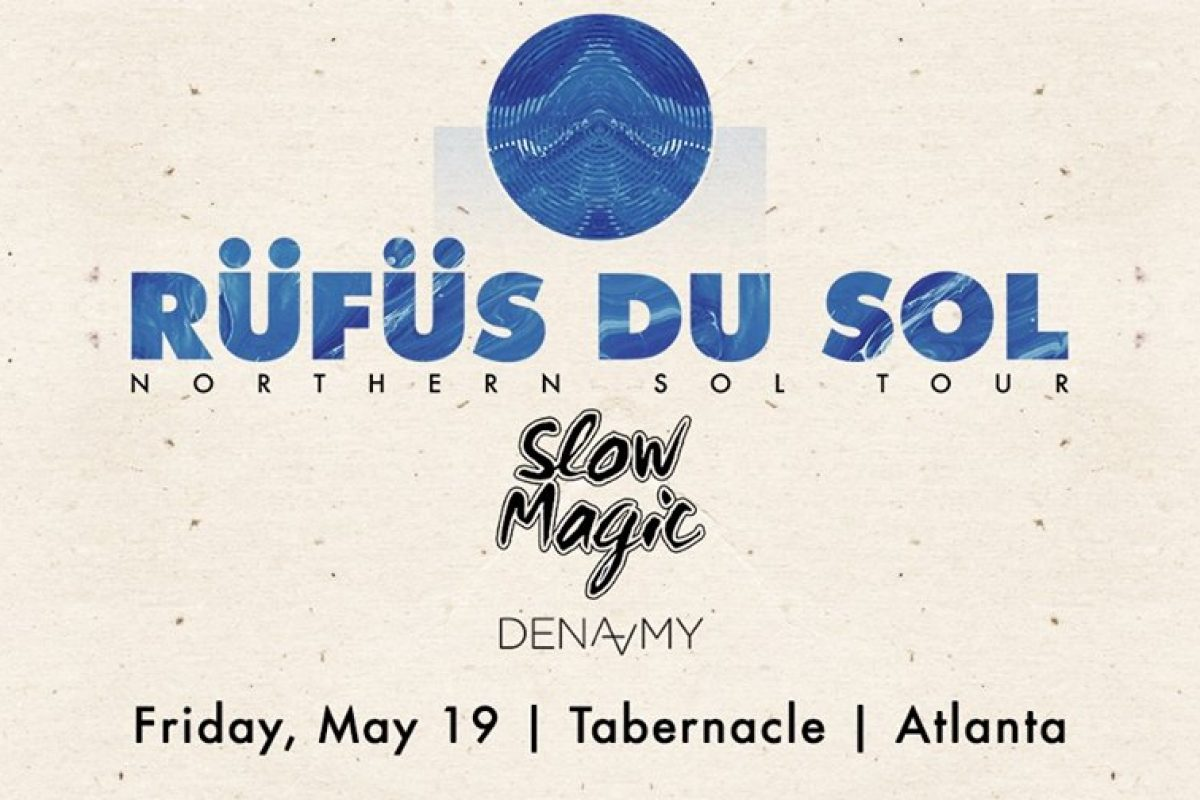 "OFFICIAL MUSIC VIDEO + SHOW ALERT :: ""Innerbloom"" by RUFUS Du Sol – at the Tabernacle – Fri 5/19/17"