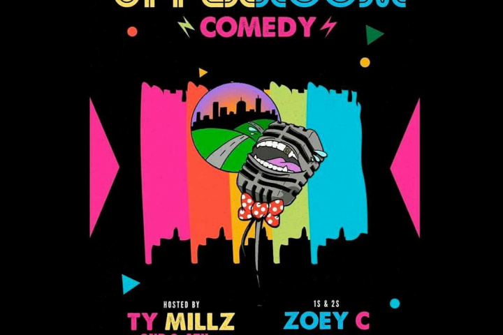 COMEDY :: new Comedy Night at Union EAV – every 2nd and 4th Friday